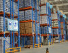 Industrial Warehouse Storage Heavy Duty Easy-Assembly Metal Pallet Rack (JW-HL-812)