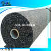 Certificated High Density Fitness Gym Roll Rubber Flooring