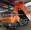 Beiben North Benz 6X4 10 Wheel Dump Truck for Sale