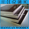 China Factory Concrete Formwork Film Faced Finger Joint Core Plywood