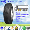 Cheap Price Truck Tyre 12r22.5, Boto Green Steer Tyre with Smartway