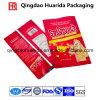 Food Grade Back Sealed Plastic Packaging Bag for Potato Chip