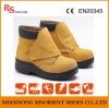 Leather Steel Toe Industrial Safety Boots for Construction Workmans