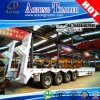 4 Axles 80 Tons Low Bed Semi Trailer, Lowbed Truck Trailer