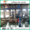 Mini Pillar Jib Crane Mobile Swing Arm Jib Crane