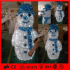 Hot Sales Christmas Decoration LED 3D Snowman Motif Light