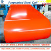 PPGI Color Coated Steel Coil / Galvanized Steel Coil / Az 40-275GSM