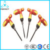 Double-Head Extension T Type Mini Ratchet Screwdriver