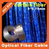 3*0.75mm Plastic Optical Fiber for Curtain Lighting