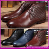 2014 New Style High-End Leather Shoes with Leather Shoes (S-7894)