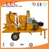 LGP200/300/100pi-D Trailer Cement Grout Mixing Pump for Sale