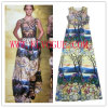 Wholesale Women's Evening Long Floral Dress
