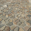 Natural Chinese Multicolor Slate Ourdoors Paving Stone (SMC-R052)