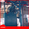 Large Steel Structure Sand Blasting Polishing Abrator