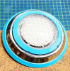 LED Swimming Pool Light Completely Waterproof Underwater Lamp