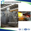 300-500kgs/Time Hospital Medical Garbage Treatment Incinerator, 3D Video Guide