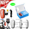 Multifunction Bike/Motorcycle GPS Tracker with Long Standby Time (TK906)