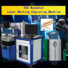 CO2 Nonmetal Laser Marking Machine for Plastic Bottle, Cups