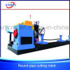 5 Axis Stainless Steel Tube CNC Plasma Cutting&Beveling Machine