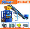 Semi-Automatic Qtj4-24 Block Making Machine Concrete Cement Block Makinfg Machine