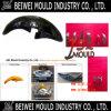 Injection Plastic Motorcycle Scooter Mudguard Mould