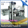 Tailor Made Automatic Tinplate Can Body Cut Slitting Machine