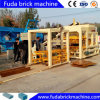 High Capacity Automatic Concrete Clinder Block Making Machine