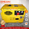 5kVA Single-Phase Soundproof Diesel Generator with Warranty
