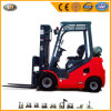 Small 1.5 Ton 1500kg Gasoline LPG Gas Dual Fuel Nissan Engine Forklift Truck