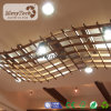 Foshan Canton Factory WPC Roof Ceiling for Interior Ceiling Project