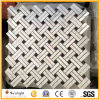 High Quality Natural Marble Mosaic, White/Black Marble Stone Mosaic