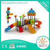 Outdoor Playground Equipment Plastic Slide with Animal Shape