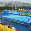 Inflatable Water Toys Inflatable Water Park Swimming Frame Pool