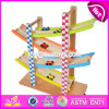 New Design 4 Levels Funny Kids Wooden Race Track Toy W04e053