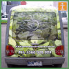 Customed One Way Vision Car Sticker for Advertising (TJ -001)