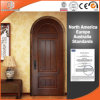 North Amercia Most Popular Solid Red Oak Wood Doors