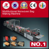 Fully Automatic Loop Handle Nonwoven Bag Making Machine