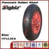 China Wheel Barrow Tire Manufacturing Plant Wheel Barrow Rubber Wheel