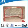 Mini Red PVC Tube Hockey Goal with Net