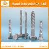 Stainless Steel 304/316 M10X50 DIN571 Coach Screw