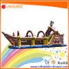 2017 Hot Sale Mega Ballcanon Gaint Inflatable Pirate Boat (T6-615)