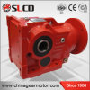 Right Angle Helical Bevel K Series Solid Input Shaft Gear Box for Mobile Crusher