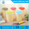 Plastic Mini Cheap Waste Basket/ Wire Waste Basket /Trash Can for Selling