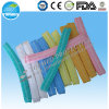 Single or Double Disposable Non Woven Clip Cap Stitched Pleated