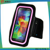 Armband for Samsung, iPhone & HTC (black + pink)