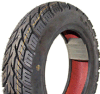 Motorcycle Parts Motorcycle Rubber Tire 3.50-10