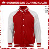2017 Fashion Men Polyester Buttons Varsity Jacket (ELTBQJ-536)