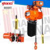 Dual Chain 3 Ton Electric Chain Hoist with Manual Trolley