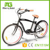 Beach Cruiser Electric Bike 36V 250W for Men