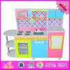 2016 Wholesale Fashion Kids Wooden Modern Kitchen Toy Set W10c100